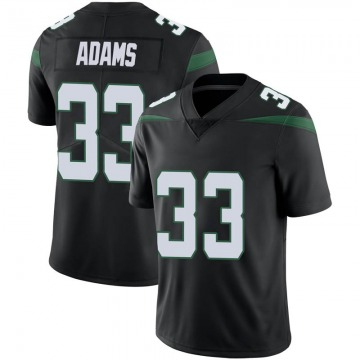 Youth Jamal Adams New York Jets Nike Limited Vapor Jersey - Stealth Black